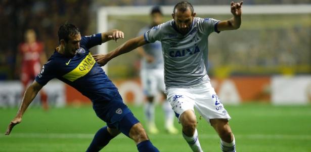 Jogo da volta contra o Boca Juniors será no dia 4 de outubro no Mineirão - Demian Alday/Getty Images