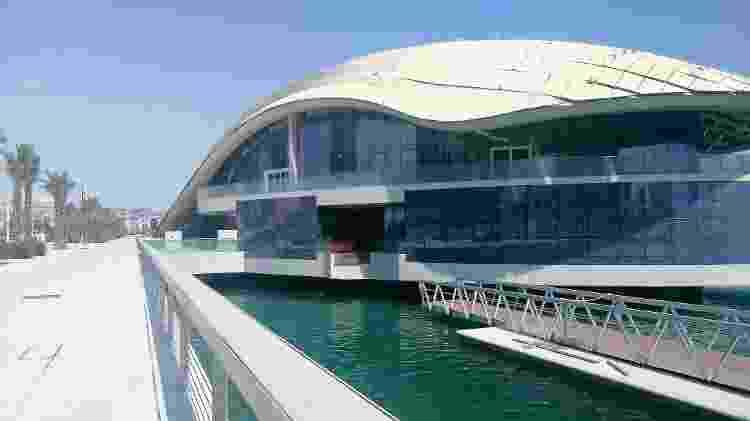 49850affef Qatar constrói cidade do zero para Copa