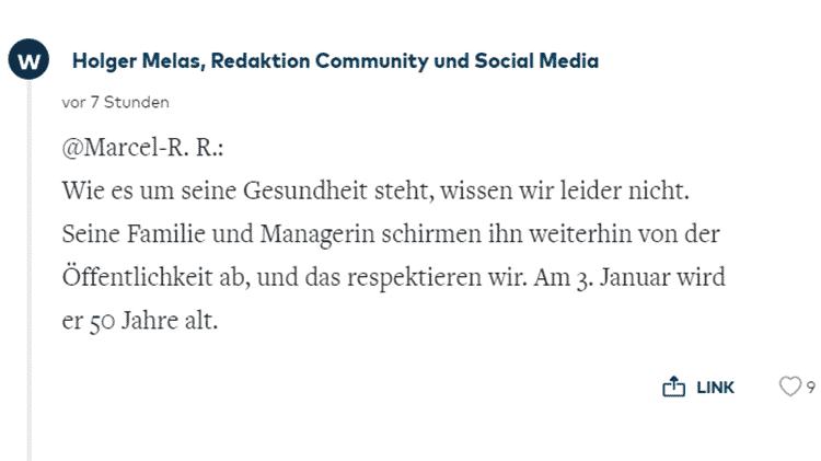 Reprodução/Welt