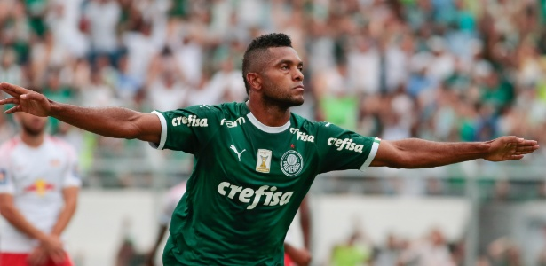 Palmeiras foi informado que time chinês tem interesse em Borja - Marcello Zambrana/AGIF