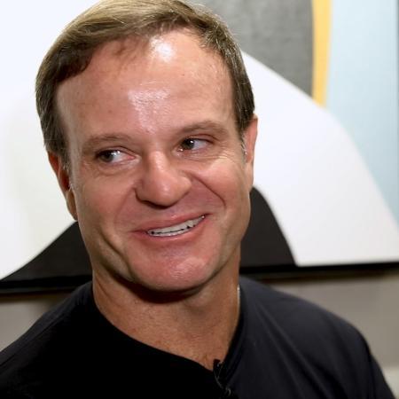 Rubens Barrichello - Márcio Komeso/UOL
