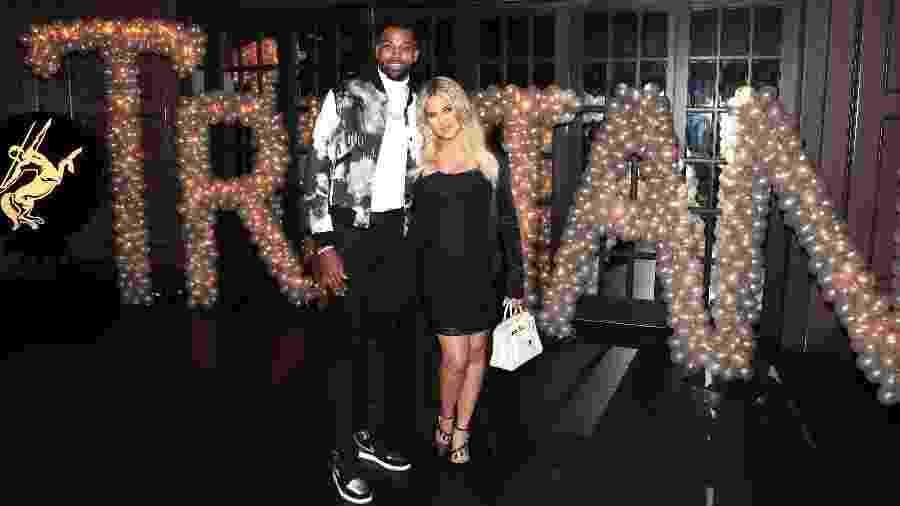Tristan Thompson e Khloe Kardashian  - Jerritt Clark/Getty Images for Remy Martin