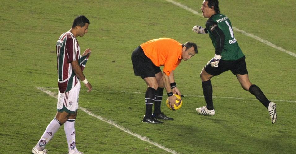 Washington perde pênalti, e LDU conquista a Libertadores de 2008