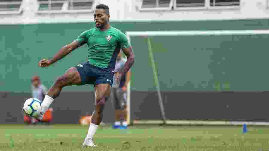 Luccas Claro vai fazer a estreia pelo Fluminense diante do Avaí, pelo Campeonato Brasileiro - Lucas Merçon / Fluminense