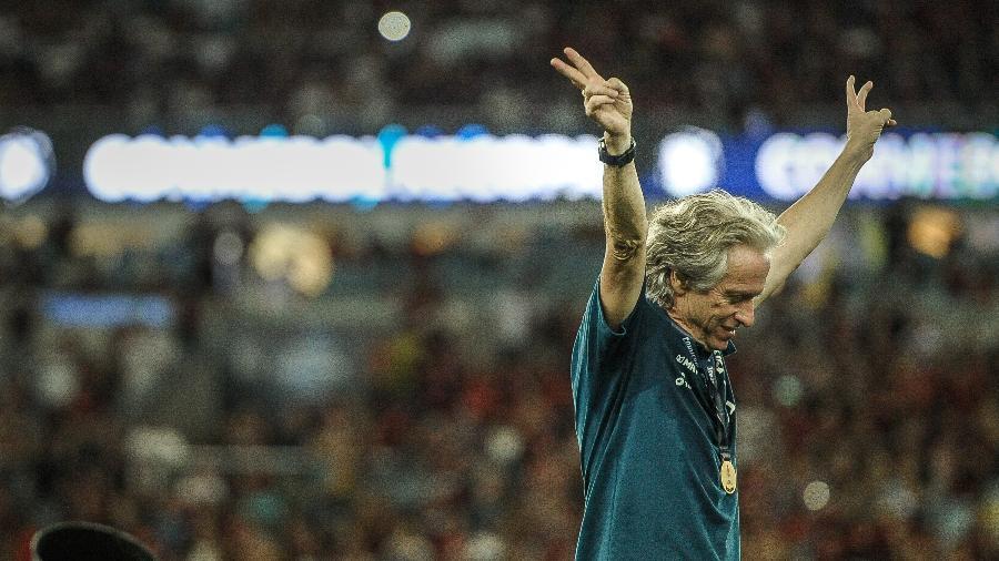 Renovação com Jesus entra em prazo estipulado pelo Flamengo