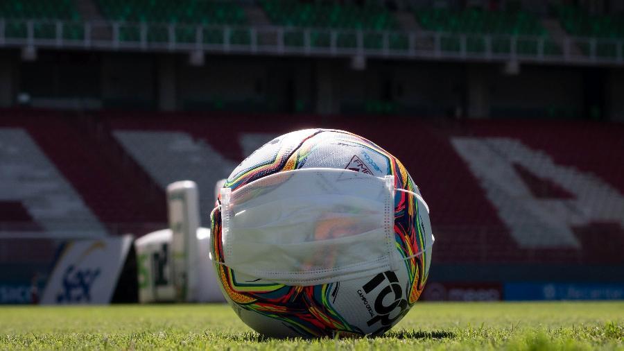 Campeonato Mineiro 2020 está paralisado desde 15 de março passado. Ainda não há previsão para volta - Fernando Moreno/AGIF