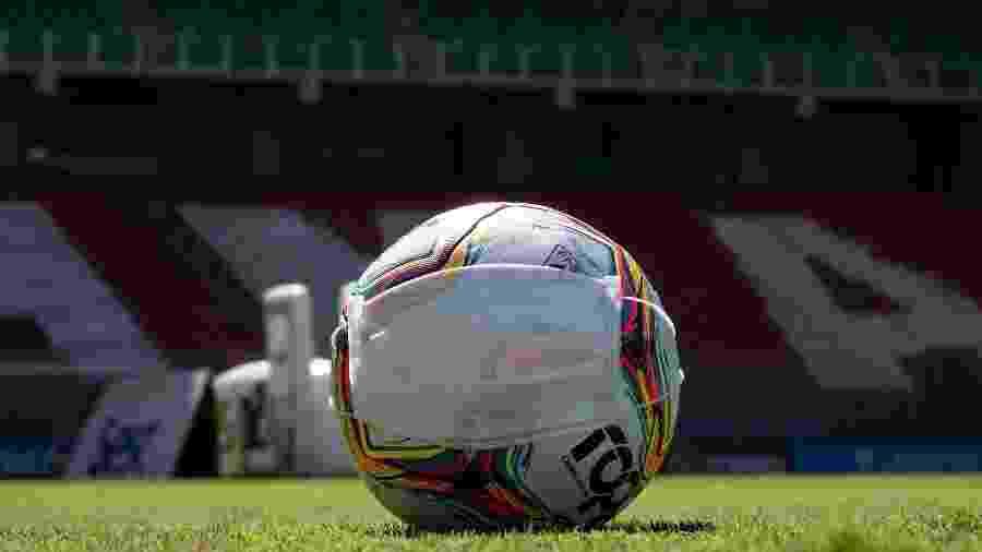 Federação Mineira de Futebol discute com o governo do estado possível volta do futebol local após a pandemia - Fernando Moreno/AGIF