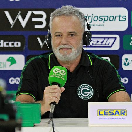 Marcelo Segurado é executivo de futebol no Goiás - Divulgação/Goiás