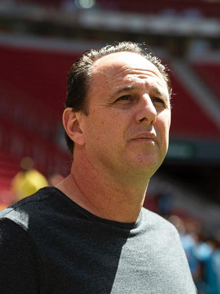 Rogerio Ceni comandando Flamengo na Supercopa do Brasil - Alexandre Vidal / Flamengo
