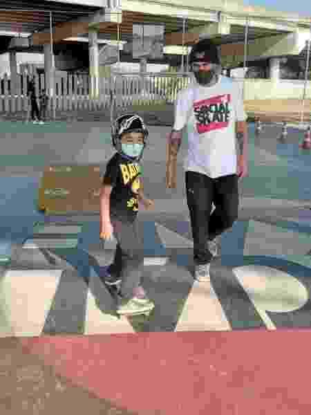 Skate - Divulgação - Divulgação