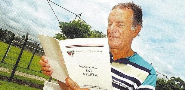 Ex-técnico do São Paulo, Telê Santana hoje completaria 86 anos de idade - Arquivo Folhapress