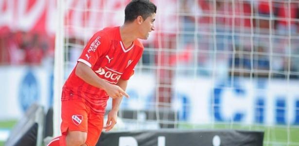 Matías Pisano, ex-jogador do Independiente, é o novo reforço do Cruzeiro