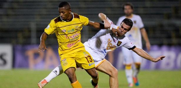 Trujillanos disputou a fase de grupos da Libertadores 2016