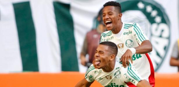Palmeiras venceu as duas últimas partidas no Brasileirão