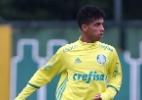 Destaque em jogo-treino, Vitinho aprova atuação e explica lindo drible - Cesar Greco/Ag Palmeiras