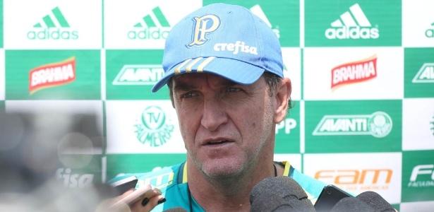 Técnico tem contrato com o Palmeiras até 31 de dezembro