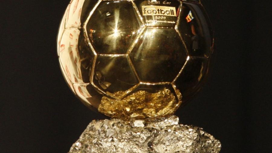 Prêmio Bola de Ouro da revista France Football - Reprodução