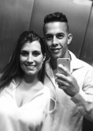 Letícia, a esposa de Danilo, relatou sua vida ao jornal Marca