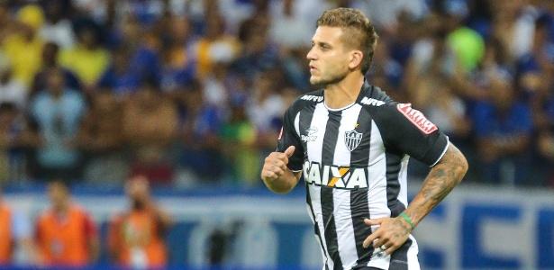 Rafael Moura já tem dois gols pelo Atlético-MG no Campeonato Mineiro - Bruno Cantini/Atlético