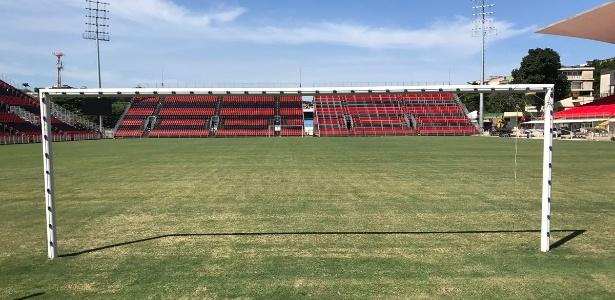 Arena da Ilha será a casa do Flamengo na Copa do Brasil