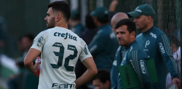 Bruno Henrique agradou e pode começar como titular o jogo em Guayaquil