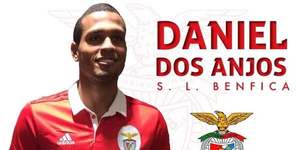 Camiseta SL Benfica D. Anjos