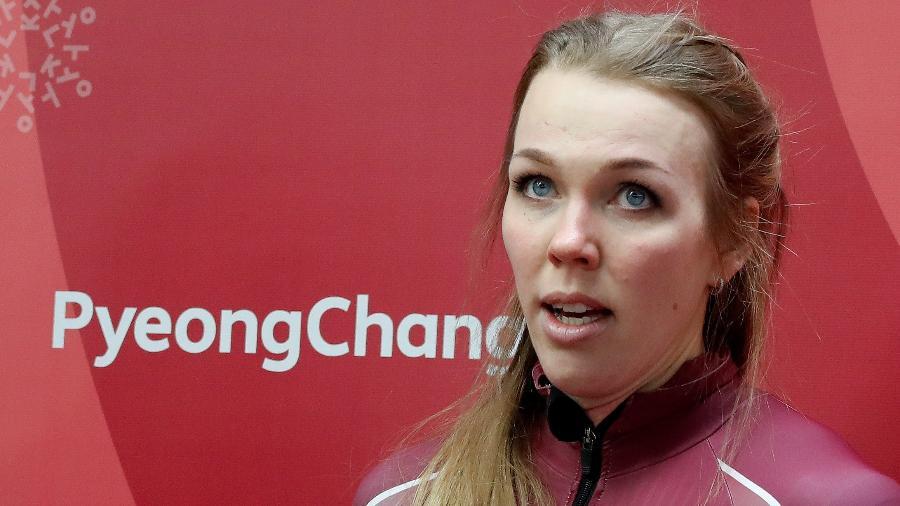 Atleta do bobsled, Nadezhda Sergeeva teve exame positivo de doping  - REUTERS