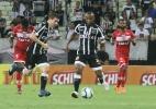 Ceará empata com CRB e se classifica para a semifinal da Copa do Nordeste (Foto: Pedro Chaves/FCF)