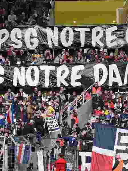 PSG Notre-Dame - Sebastien Salom-Gomis/AFP