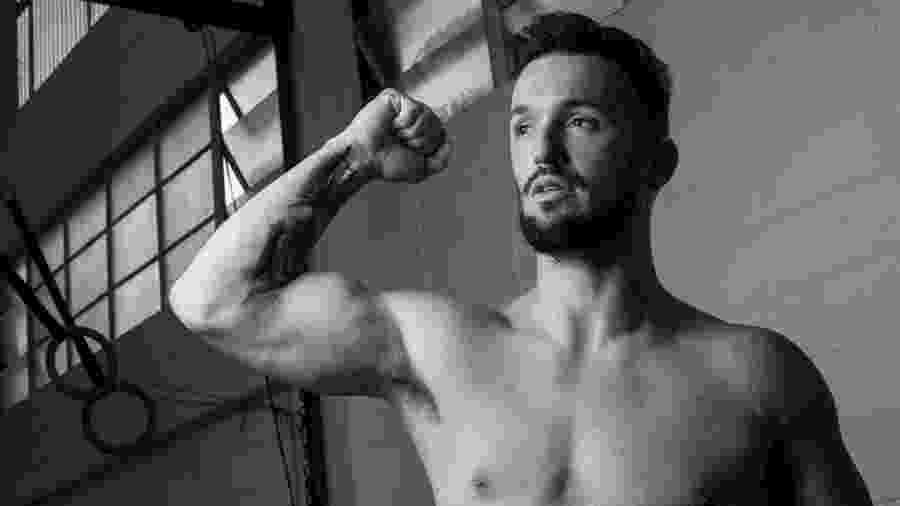 Diego Hypolito decidiu falar sobre abertamente sobre sua sexualidade  - Lucas Lima/UOL