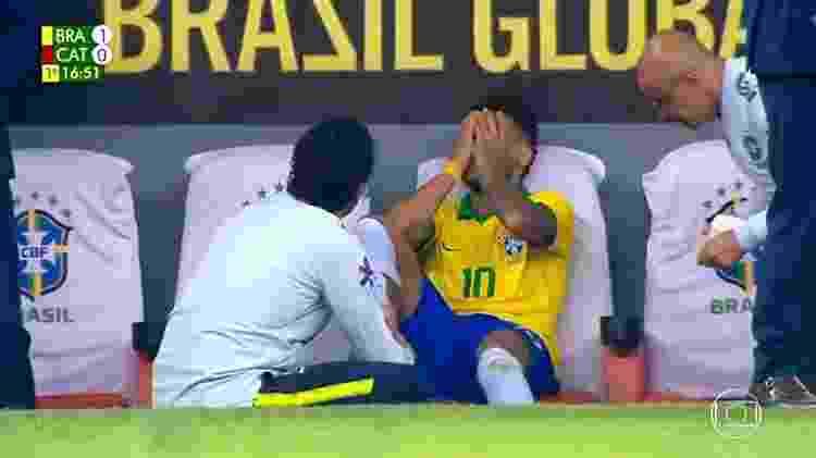 Neymar 4 - Reprodução - Reprodução