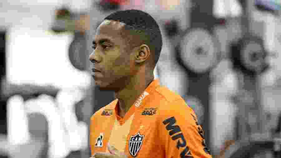 Elias, volante do Atlético-MG, sofre vaias com da torcida em 2019 - Bruno Cantini/Divulgação/Atlético-MG
