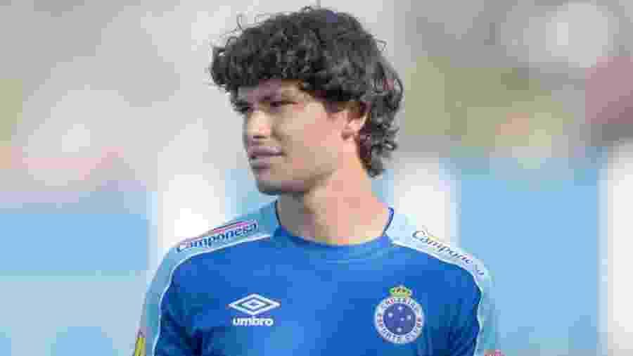 Dodô não permanecerá no Cruzeiro, e Inter entende que isso não o tira do alvo - Alessandra Torres/AGIF