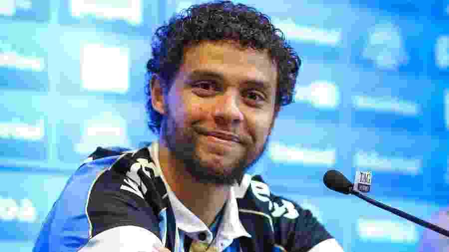 Victor Ferraz elogiou clubes e jogadores do futebol brasileiro e crê em Libertadores acirrada - Lucas Uebel/Grêmio
