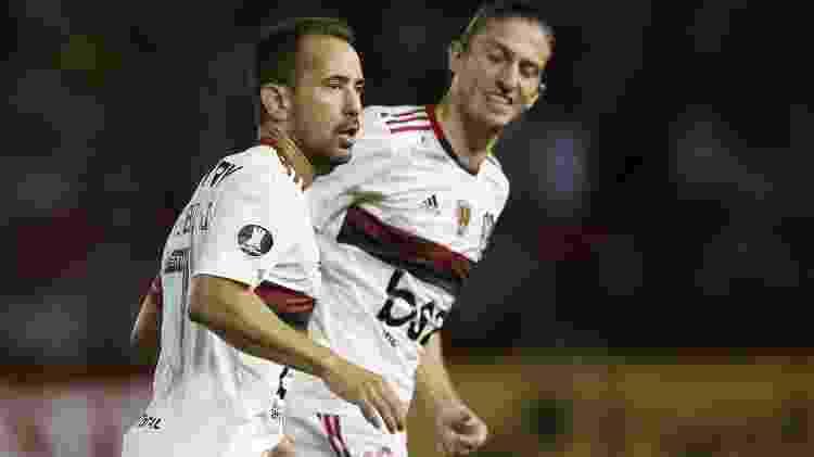Flamengo encarou o Junior Barranquilla - REUTERS/Luisa Gonzalez