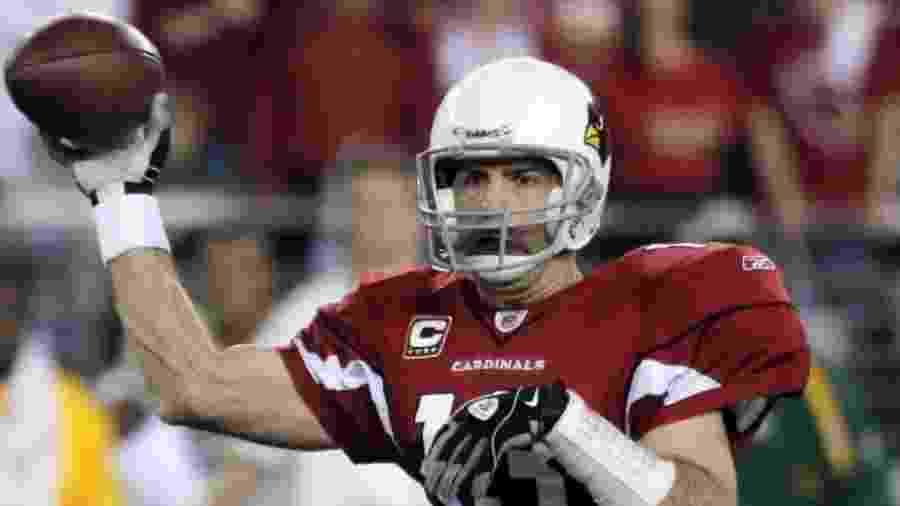 Kurt Warner é considerado um dos melhores jogadores da NFL - Roy Dabner/EFE