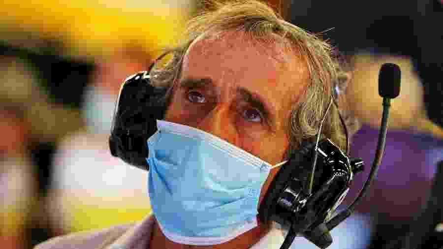 Alain Prost, dirigente da Renault e tetracampeão da Fórmula 1 - XPB / James Moy