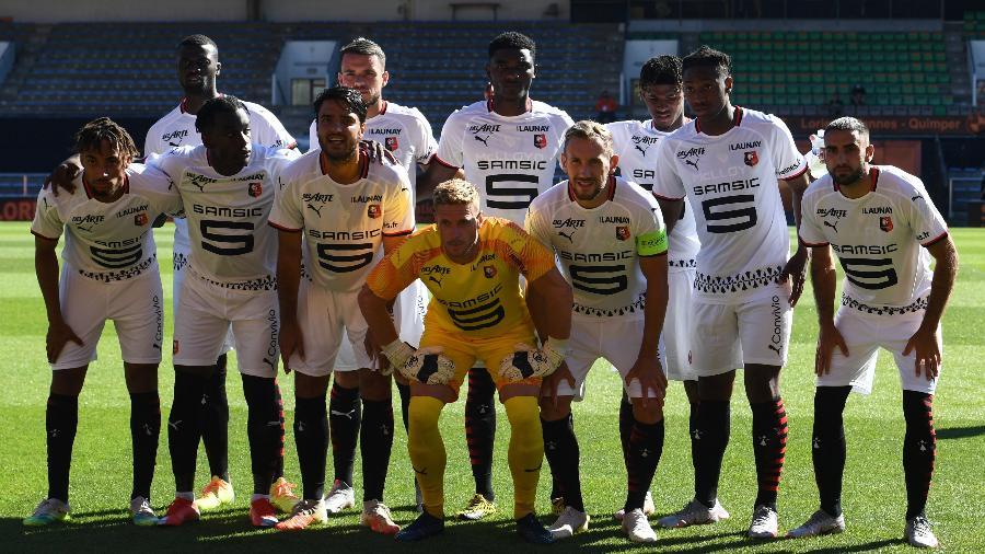 Vaga foi assegurada após a definição dos semifinalistas da Liga Europa - Fred Tanneau/AFP