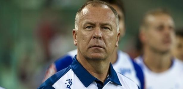 Apesar do cenário parecido, Mano encontrará um plantel mais qualificado em seu retorno - Geraldo Bubniak/Light Press/Cruzeiro