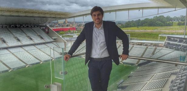 Profissional chega ao Cruzeiro depois de passar pelo Fluminense, Corinthians e Vasco
