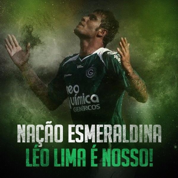 Goiás anuncia o retorno de Léo Lima