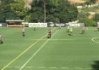 Em fase de transição, Leonardo Silva é novidade no treino do Atlético-MG - Victor Martins/UOL Esporte
