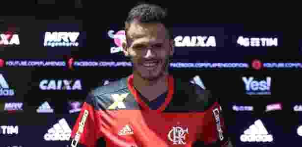 Renê terá grande oportunidade no time titular do Flamengo - Gilvan de Souza/ Flamengo