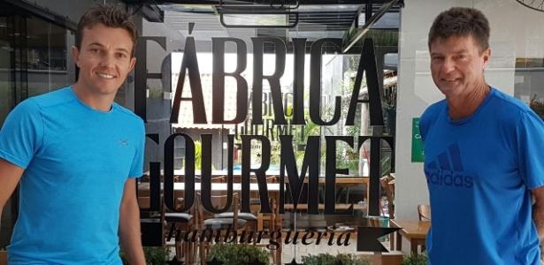 Fábrica Gourmet Hamburgueria, em Curitiba, é a nova empreitada de Dagoberto
