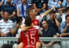 Munique 1860 perde playoff em casa e é rebaixado à terceira divisão alemã - SSV Jahn Regensburg/Divulgação