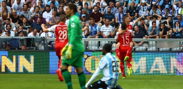 Jogando em casa, time de Munique perdeu para o Jahn Regensburg por 2 a 0