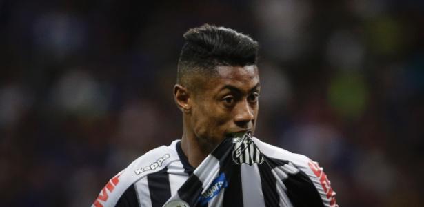 Bruno Henrique marcou sete gols nos últimos oito jogos do Santos