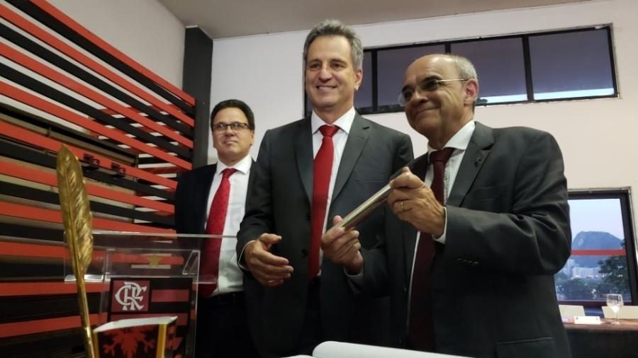 Flamengo inicia ano eleitoral, e peças já se movem na política da Gávea