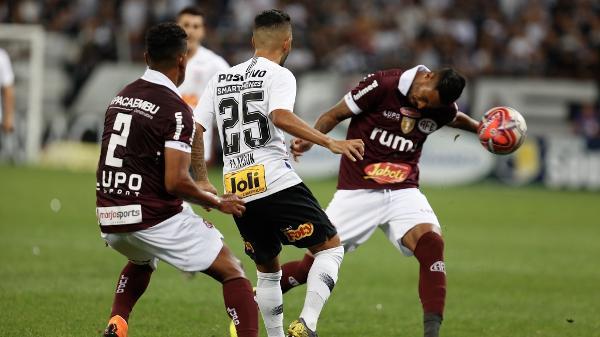 d979f9f63 Corinthians vence a Ferroviária nos pênaltis e vai às semifinais do ...