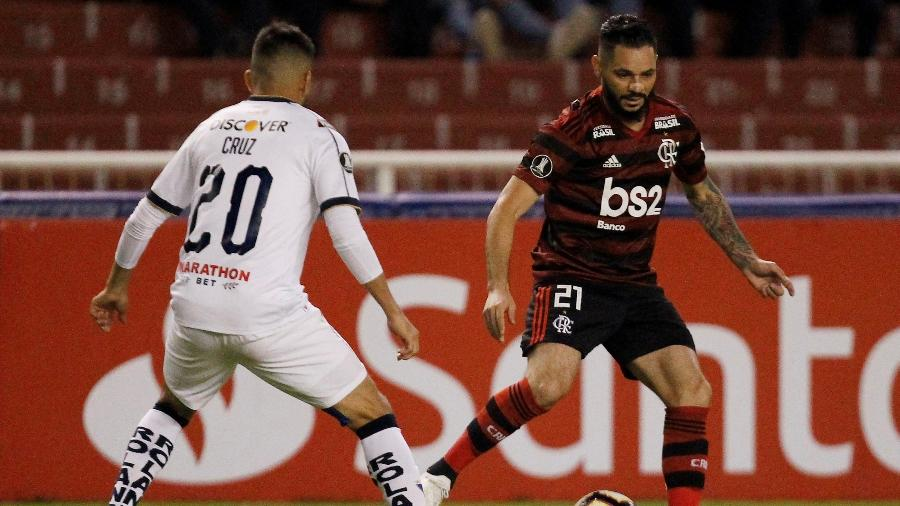 00e3ea99a7 Flamengo perde de virada para LDU e deixa vaga nas oitavas mais complicada